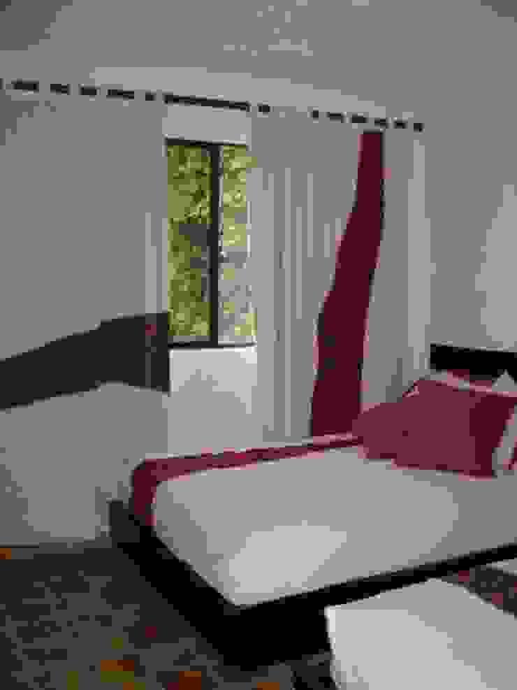 Recamara Dormitorios mediterráneos de Cenquizqui Mediterráneo
