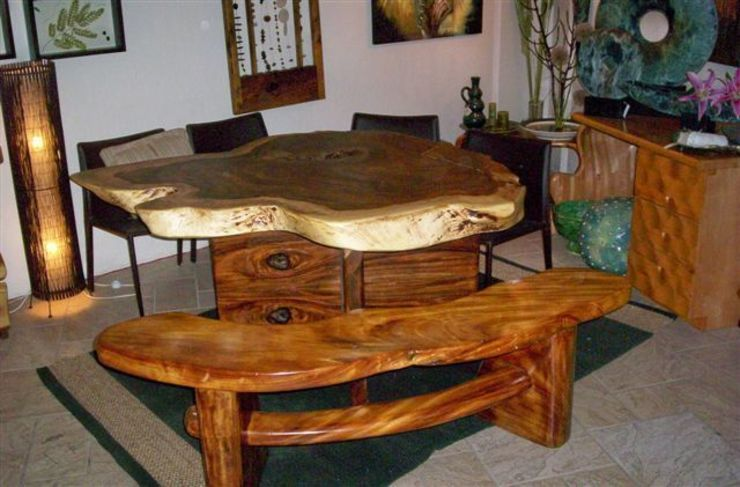 Cenquizqui Mediterranean style dining room