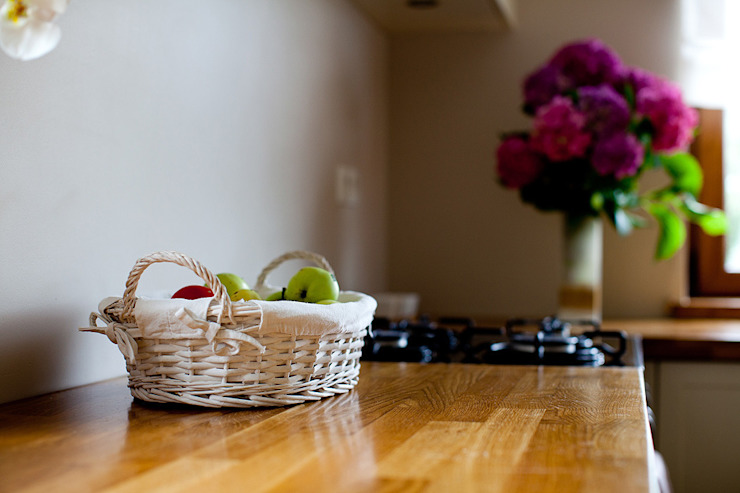 Cocinas rústicas de anna jaje Rústico