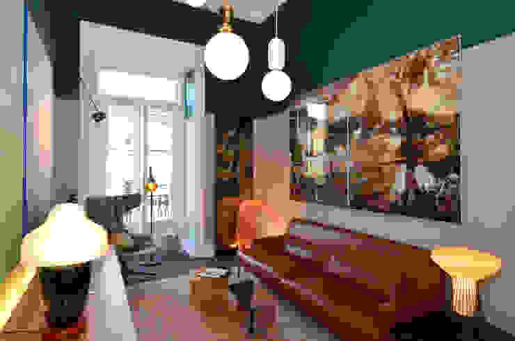 de QuartoSala - Home Culture Moderno