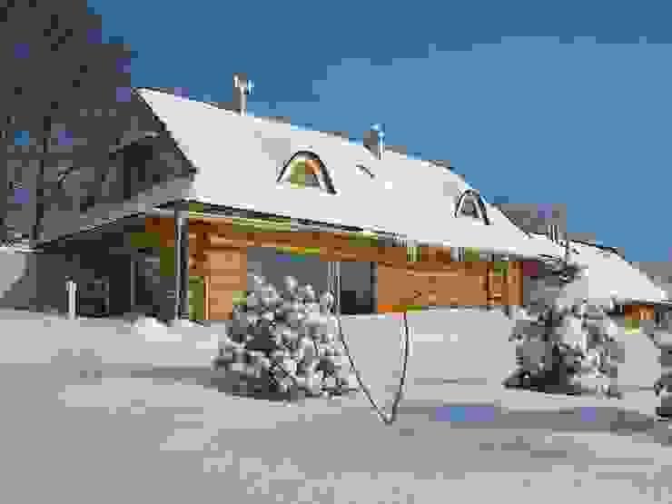 dom na Chełmie _ 1 od PRACOWNIA ARCHITEKTONICZNA BARTLOMIEJ K. SITARSKI Wiejski