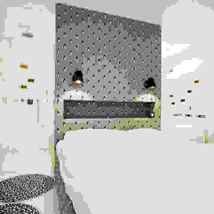 APARTMENT Z Moderne Schlafzimmer von architektur denis kosutic Modern