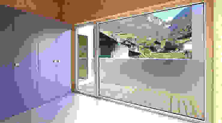 MMR _ maison à réchy Chambre d'enfant moderne par évéquoz ferreira architectes Moderne