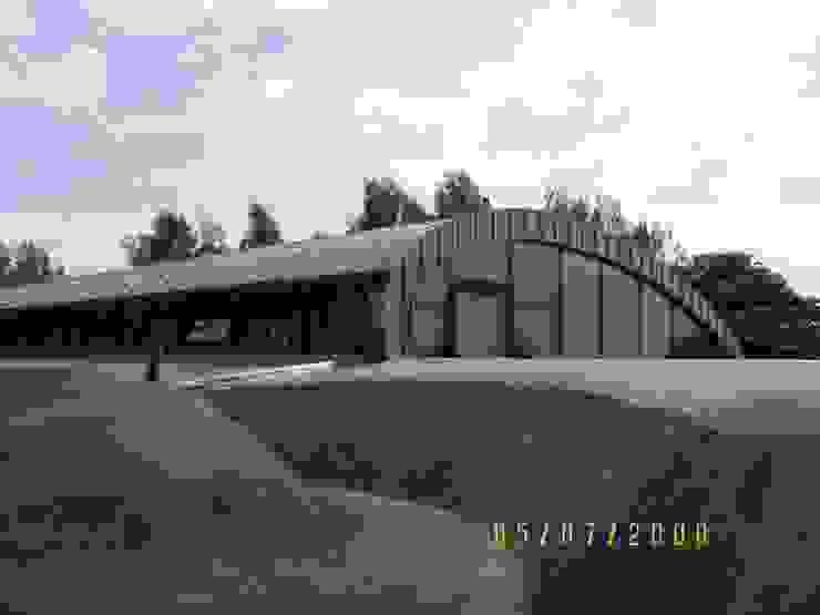 rewitalizacja fortu w Węgrzcach od PRACOWNIA ARCHITEKTONICZNA BARTLOMIEJ K. SITARSKI Nowoczesny