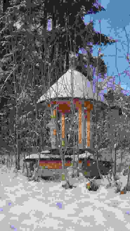 dom w Białce Tatrzańskiej od DOMY GORALSKIE Wiejski