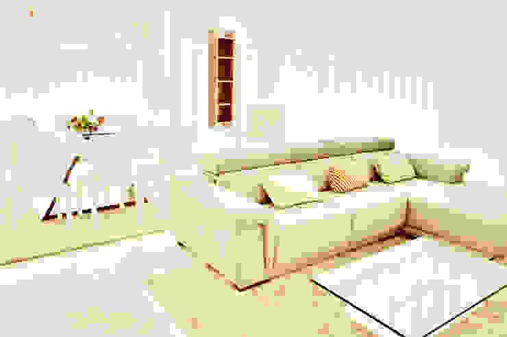 Modern Living Room by Newimo Realtors Modern
