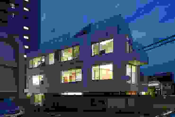 外観: 仲摩邦彦建築設計事務所 / Nakama Kunihiko Architectsが手掛けた家です。,モダン