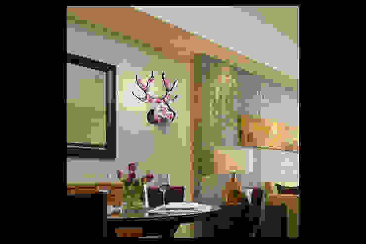 Pons Home Design – Dekoratif Geyik - Pinklive: modern tarz , Modern