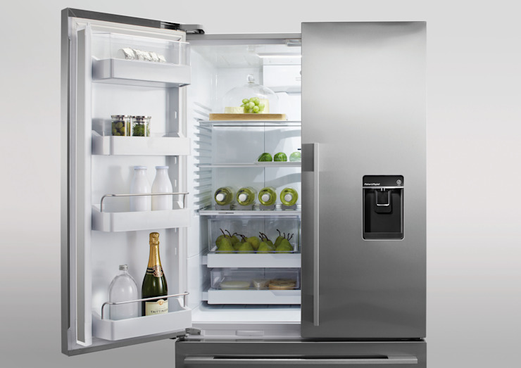 Lifestyle and Product images by Fisher & Paykel Minimalist