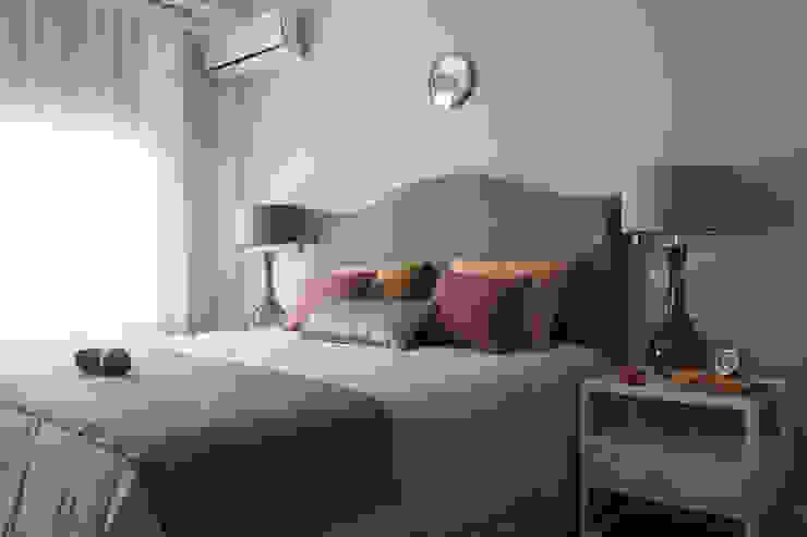 спальня от I-projectdesign Эклектичный