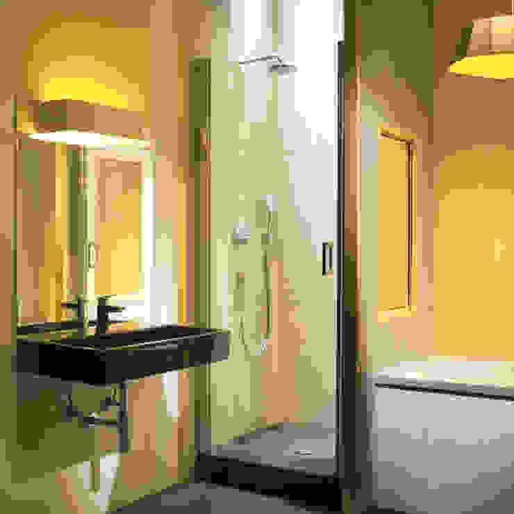 BerthelotBy® Salle de bain moderne par Concrete LCDA Moderne