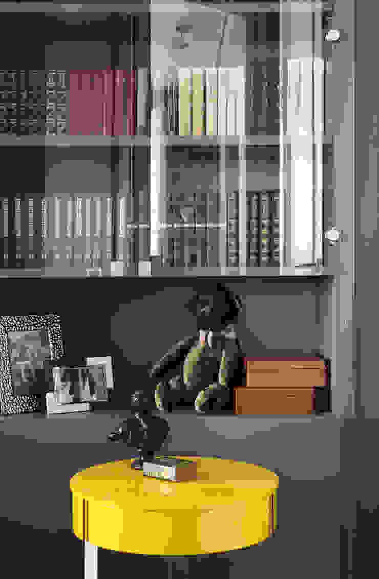 кабинет от I-projectdesign Эклектичный