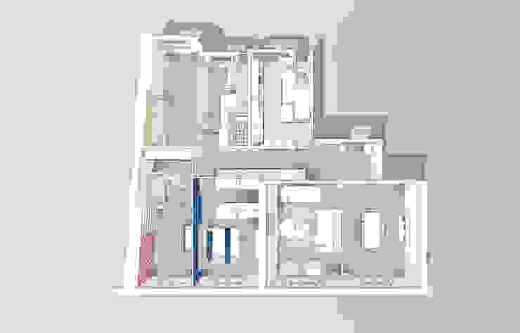 Plan par ATELIER FB Moderne