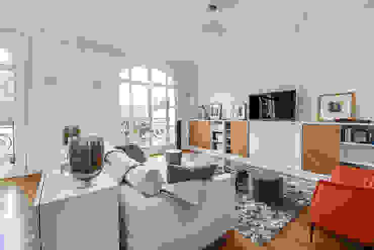 Moderne Wohnzimmer von ATELIER FB Modern