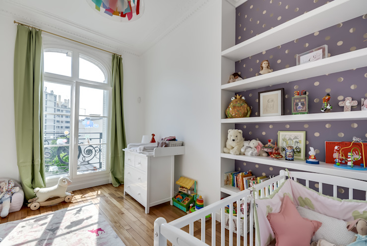 Modern nursery/kids room by ATELIER FB Modern