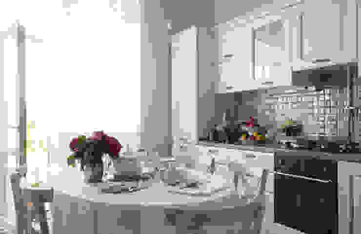 кухня от I-projectdesign Эклектичный