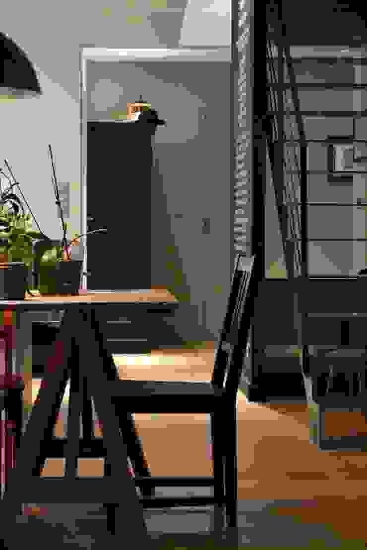 Courants Libres Pasillos, vestíbulos y escaleras industriales