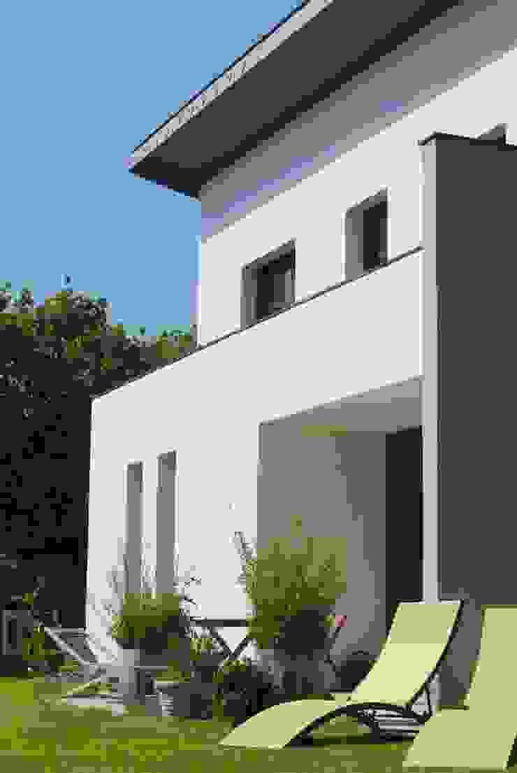 Courants Libres Casas modernas