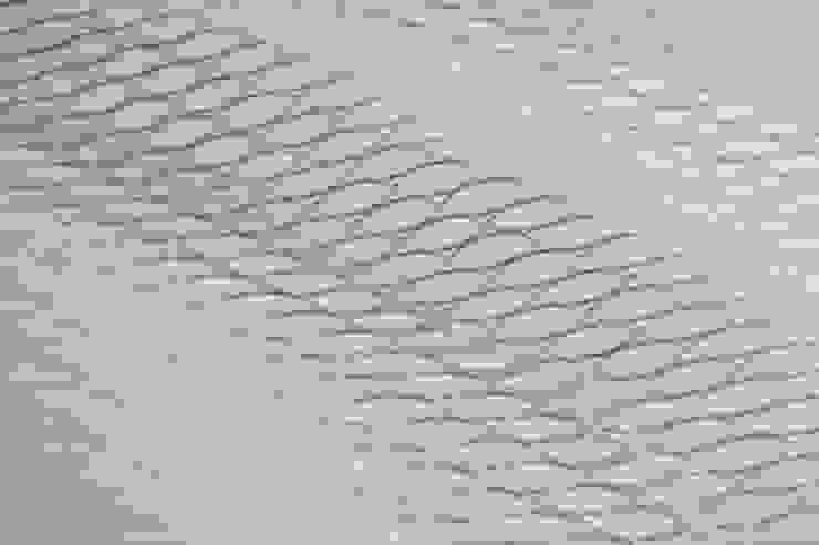 7924 Abstract Net - Linen de MYB Textiles Moderno