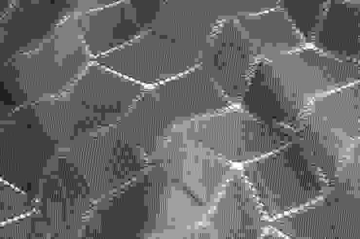 7985 Geometric - Charcoal de MYB Textiles Moderno
