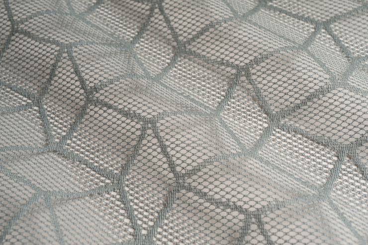 7986 Alhambra - Slate MYB Textiles Windows & doors Curtains & drapes