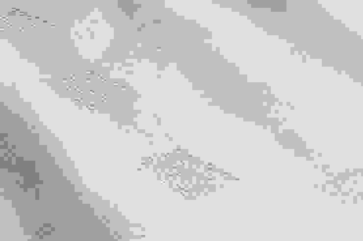 7987 Tessera - White de MYB Textiles Minimalista