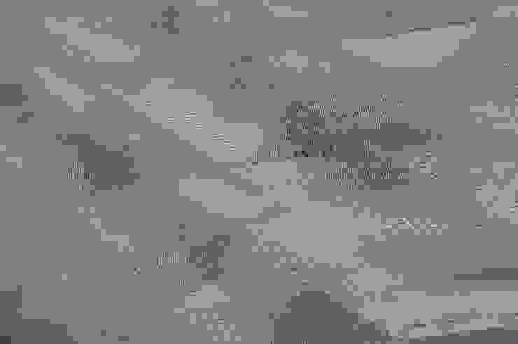 7990 Zellige - Slate de MYB Textiles Moderno