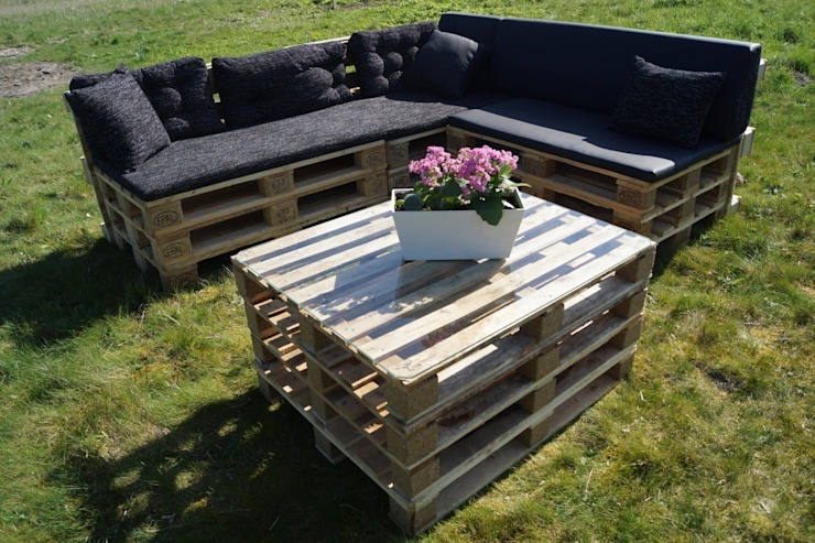 Pallethandel Zoetermeer Garden Furniture