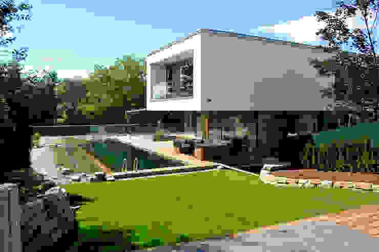 Nowoczesne domy od Architekt Zoran Bodrozic Nowoczesny