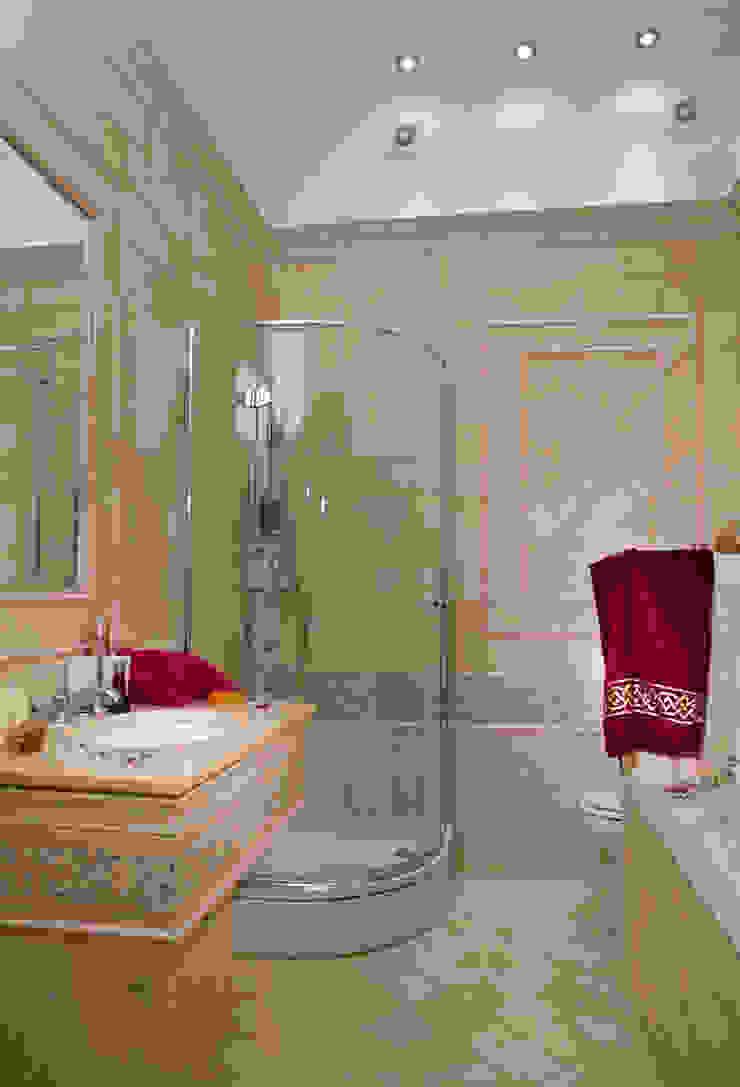Квартира в классическом стиле Ванная в классическом стиле от Fusion Design Классический