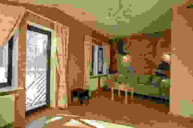 Загородная гостиница. Гостиницы в эклектичном стиле от Fusion Design Эклектичный