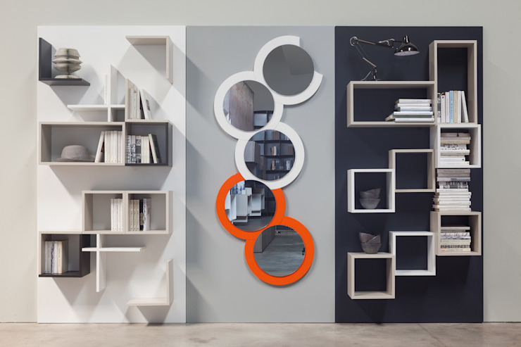 Magnetika system - magnetic shelves Ronda Design HouseholdStorage