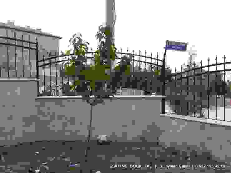 von Eskitme Doğal Taş Traverten Mermer San Tic Ltd Şti Rustikal