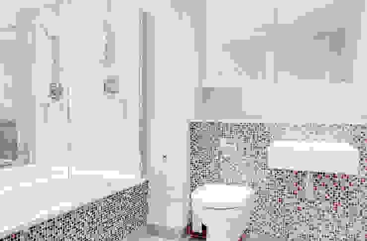 Canary Wharf Bathroom Modern bathroom by Primrose Interiors Modern