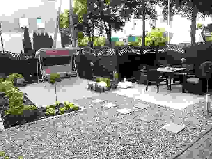 Patio Green Decor Klasyczny ogród