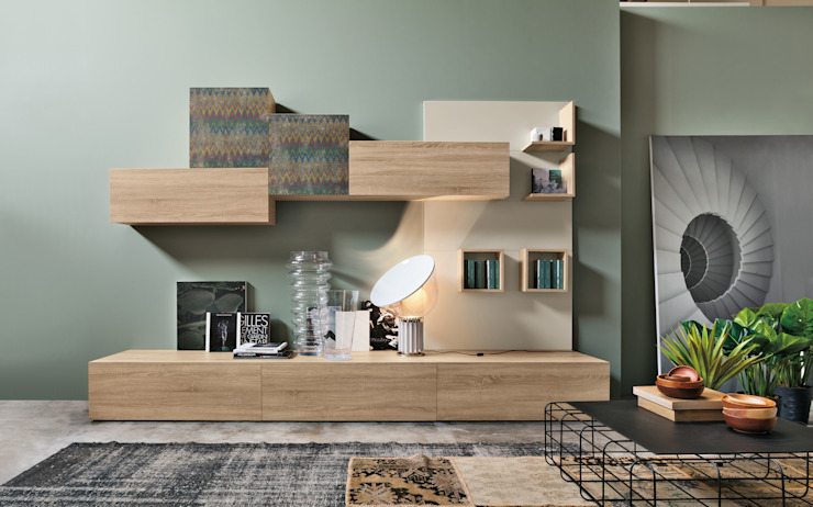 Magnetika living M02 by Ronda Design Modern