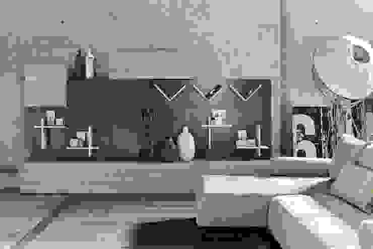 Magnetika living M03 Soggiorno moderno di Ronda Design Moderno