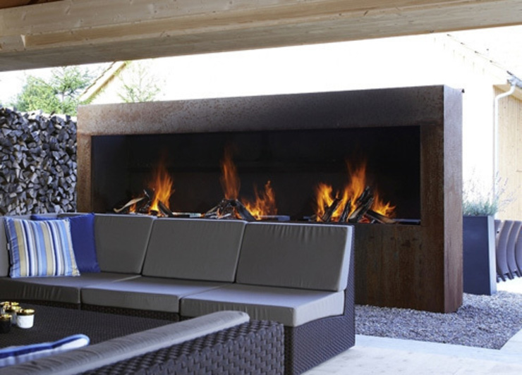 Wirth&Schmid AG Garden Fire pits & barbecues
