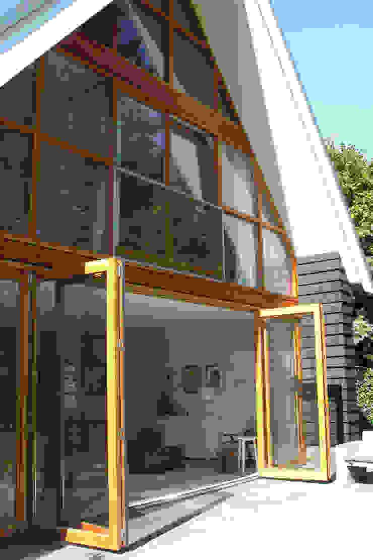vouwpui Eclectische huizen van Boks architectuur Eclectisch