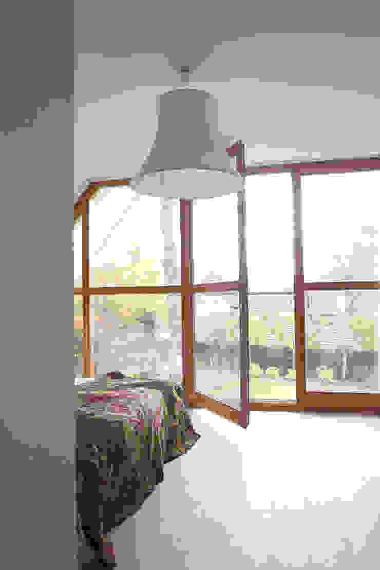Boks architectuur Modern style bedroom