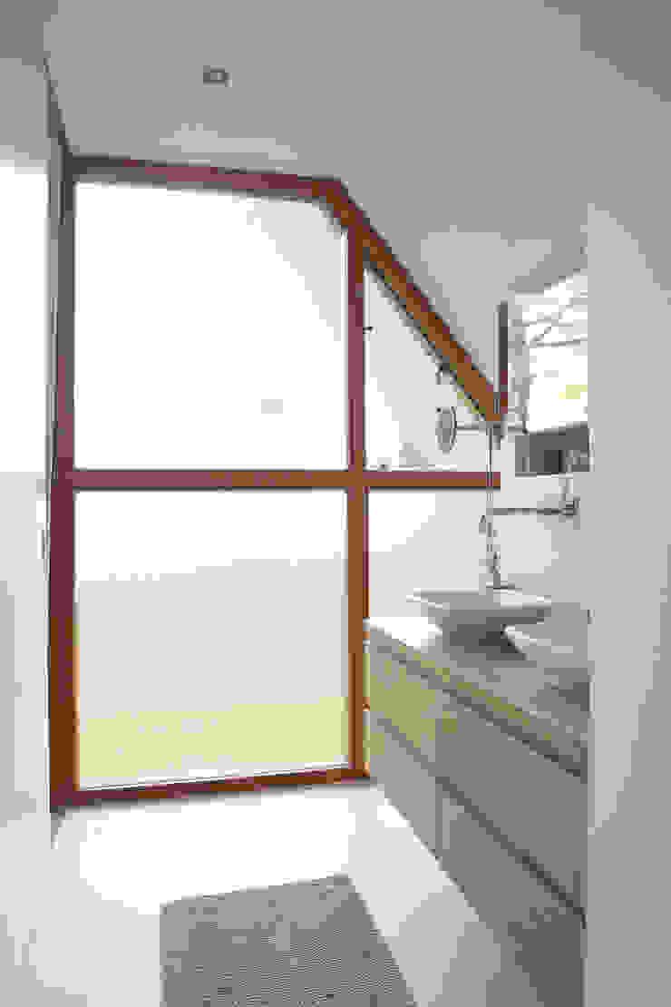 Boks architectuur Modern style bathrooms