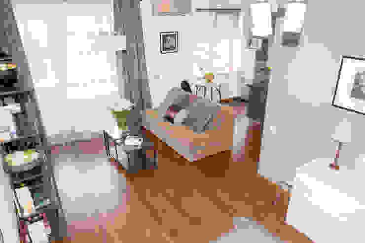 L'Essenziale Home Designs Scandinavian style living room