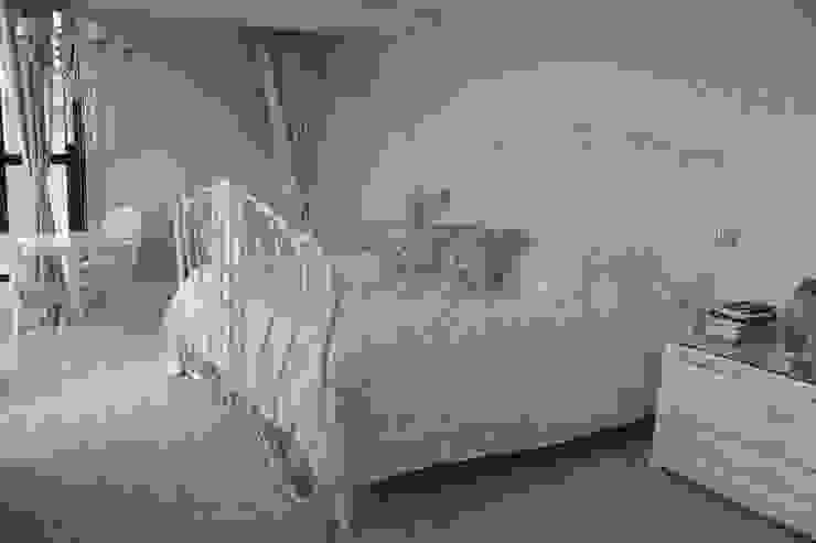 Colonial style bedroom by DUPLA ARQUITETURA ESTRATÉGICA Colonial