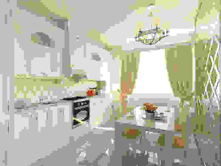 Cuisine classique par OK Interior Design Classique