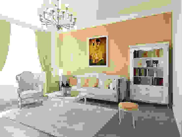 Salon classique par OK Interior Design Classique
