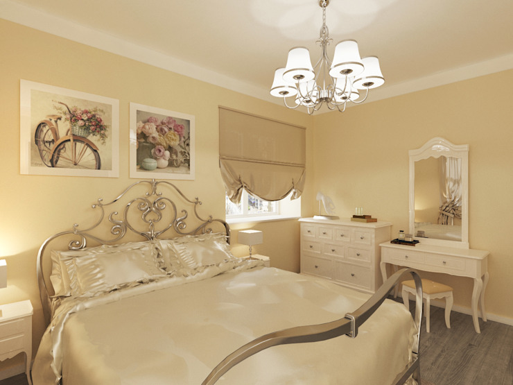 Chambre classique par OK Interior Design Classique