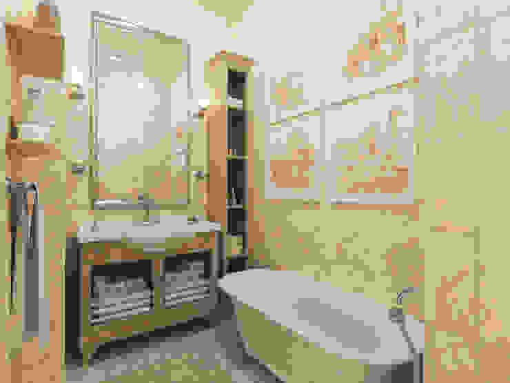 Salle de bain classique par OK Interior Design Classique