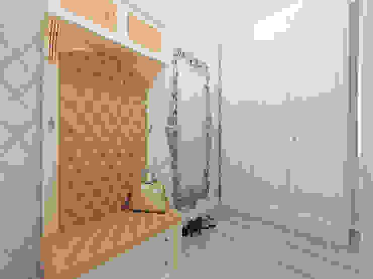 Couloir, entrée, escaliers classiques par OK Interior Design Classique