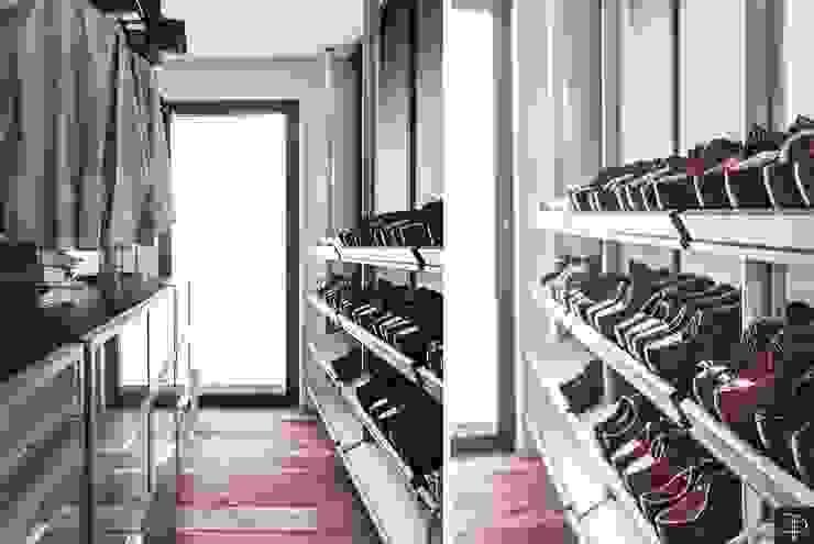 Closets de estilo ecléctico de Studio Potorska Ecléctico