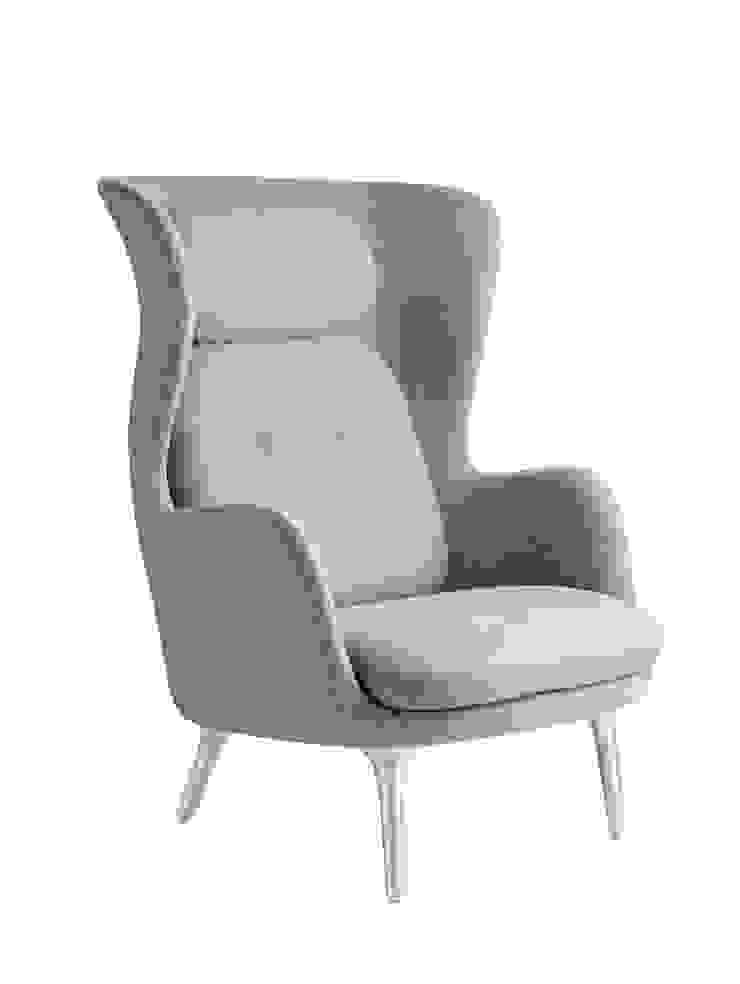 Fotel Ro, Fritz Hansen od Mootic Design Store Skandynawski